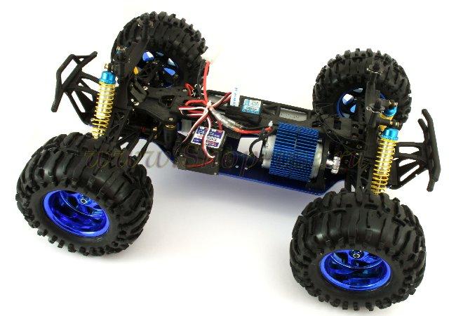 1) Радиоуправляемые машины с