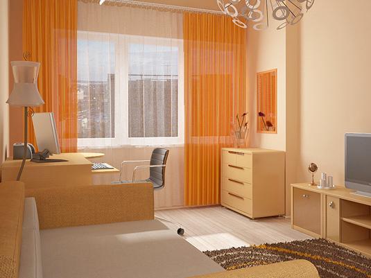 Простой интерьер квартиры фото